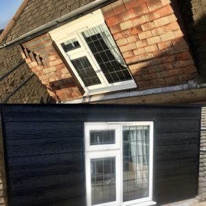 Dormer Concrete Cladding in Billericay, Essex